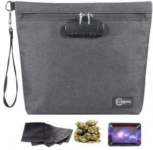 E EGOOZ - Top Rated Smell Proof Bag