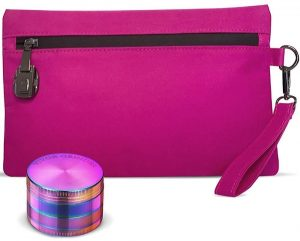 WL Products - Top Smell Proof Bag with Combination Lock