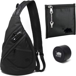 Cali Crusher 100% Smell Proof Backpack