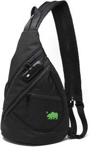 Cali Crusher Sling Shoulder Bag - Odor Resistant Bags