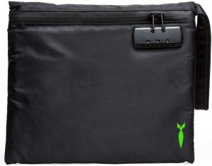 Discreet Smell Proof Bag with Lock - Smell Proof Case