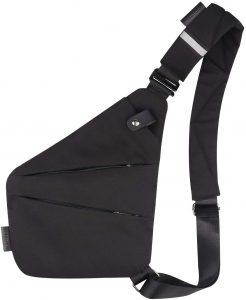 FIREDOG Smell Proof Shoulder Bag - Weed Backpacks