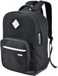 Formline Backpack with Combo Lock - Smell Proof Material