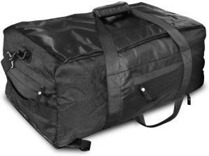 Skunk Hybrid Backpack/Duffle Black