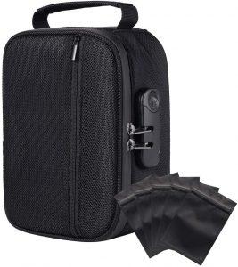Krender Upgraded Waterproof Smell Proof Bag