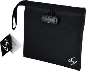SMART STASH Smell Proof Pouch with Lock