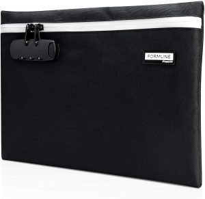 Formline Smell Proof Bag with Combo Lock