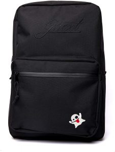 Ghoxt Odor Resistant, Odor-Proof Nylon Exterior Backpack